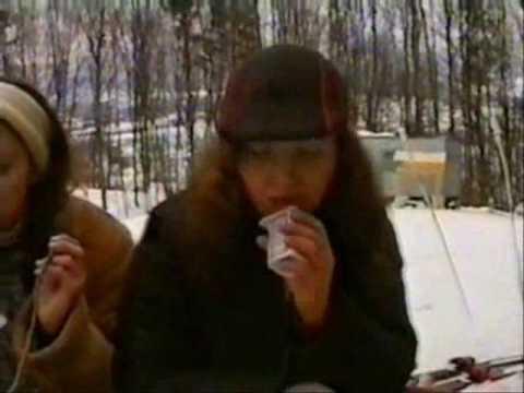 Winterferienlager 2003 in Swaljawa (Ukraine)