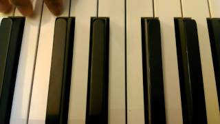 Bts/born singer (piano小段)