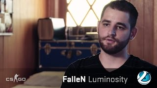CS:GO Player Profiles - FalleN - Luminosity Gaming