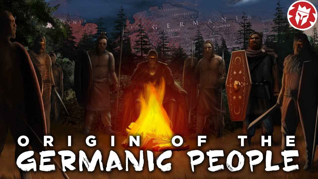 Origin of the Germanic Tribes – Barbarians Documentary
