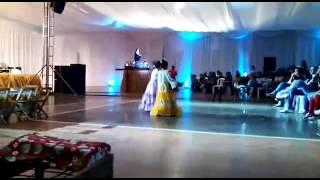 Kuña Guapa Ballet Municipal de Tavapy