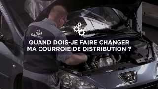 Courroie de distribution : Les conseils de nos garagistes / Top Entretien #4  (avec Denis Brogniard)