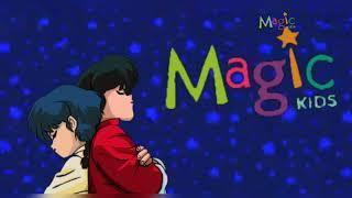 Ranma 1/2 opening 2 magic kids