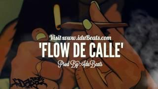 """""""Flow de Calle"""" - BASE DE RAP UNDERGROUND 90´s HIP HOP INSTRUMENTAL (idubeats 2017)"""