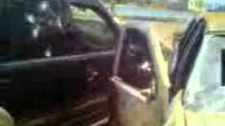 camionetas detenidas de los z en florencia zac