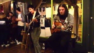 Hope Riot - (Live a  Joe Vinny & Bronsons Bohemian Cafe) 2016