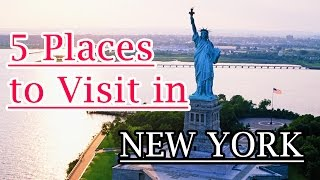 5 Awesome Places to Visit in New York - Beautiful Places in New York City width=