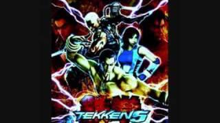 Tekken 5 theme- Sparking
