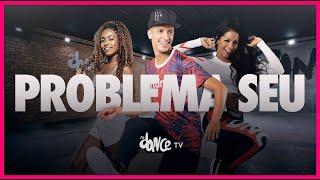 Problema Seu - Pabllo Vittar   FitDance TV (Coreografia) Dance Video