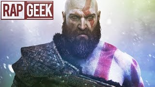Sede de Vingança 2 | Rap do Kratos (God of War) beat: Vendetta beats - Yuri Black