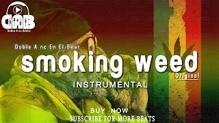 SMOKING WEED | BEAT REGGAE HIP HOP INSTRUMENTAL BASE DE RAP REGGAE [Doble A nc Beats]