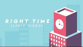 Robotaki - Right Time Feat. Ari (Lyric Video)