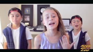 Frankie Valli/Lauryn Hill-Can't Take My Eyes Off You Kids Of Leo LIVE A Capella Cover