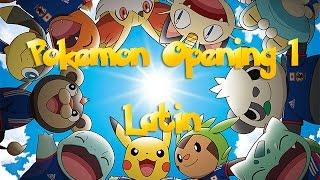 Pokemon Opening 1 Latin