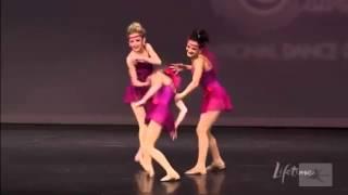 "Chloe,Brooke, Maddie's ""Somebody Told Me"" Trio-Dance Moms"