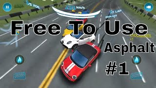 Asphalt Nitro Free Game play #1 || Free to use || Asphalt Nitro || Gameplay || Free Game play