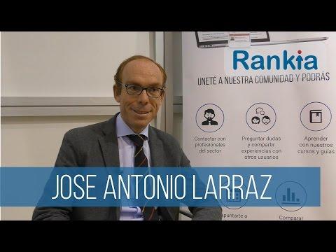 En Forinvest 2017, VII Foro de Finanzas Personales, entrevistamos a Jose Antonio Larraz, Founding Partner en Equam Capital.