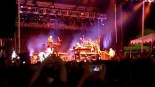 Wastelands Live - Linkin Park (World Premiere at KFMA Day 2014)