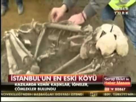 İstanbul'un en eski köyü Pendik'te - Habertürk TV