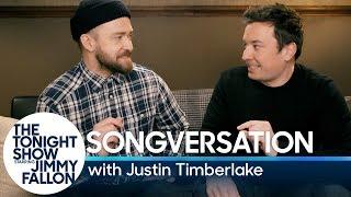 Songversation with Justin Timberlake
