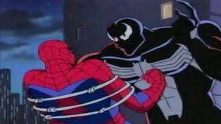 Spider-man Vs Venom - Spider-man la serie animada (TAS)
