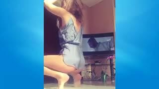 Mulher  gostosa dançando  sem calcinha 😨😨😲