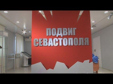 """Сюжет ООО """"Импульс"""". Специалисты новоуреннойского музея и крымские поисковики готовят необычную экспозицию"""