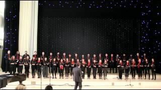 TRT İstanbul Radyosu Çoksesli Gençlik Korosu - Kızılcıklar Oldu Mu? (25.03.2017)