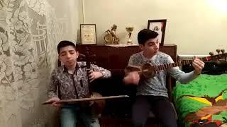 Mawjou3 Galbi - Instrumental (Tar & Kamancha)
