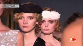DILEK HANIF Haute Couture Spring Summer 2011 - Fashion Channel