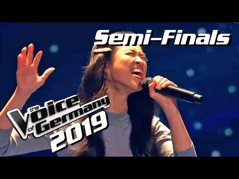 Download Lagu Beyoncé - Listen (Claudia Emmanuela Santoso) | The Voice Of Germany 2019 | Semi-Finals