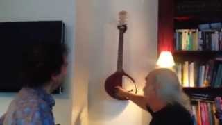 Shpongle Instruments by Raja Ram - Guitars and Sitars