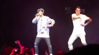 Abraham Mateo - If I can't have you- Teatro Metropólitan (05-marzo-2016)