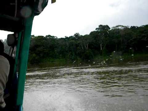 Raudal de Machuca, Río San Juan de Nicaragua