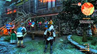 The Witcher 3  Wild Hunt - Little concert