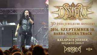 Ossian - 30 éves jubileumi koncert - Kalapács József ajánlója