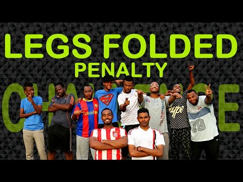 Two Legs Folded Penalty Challenge | #اوووماكس