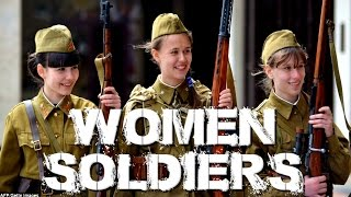 Women Soldiers In The Next Call Of Duty