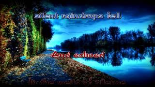 Simon & Garfunkel - The Sound of Silence Karaoke HD