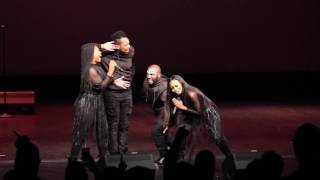 "Livre Performs ""Jericho"" at Album Release Concert"