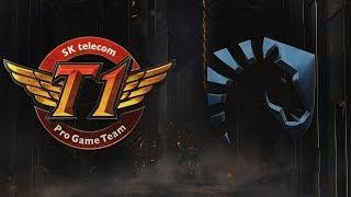 SKT vs TL   Group Stage Day 5   2019 Mid-Season Invitational   SK telecom T1 vs.Team Liquid