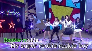 [Live] 레드벨벳(Red Velvet) - Rookie