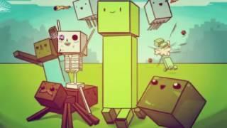 Nightcore- Creeper song -Minecraft