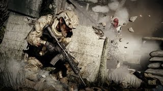 Medal of Honor: Warfighter - Music Video (Castle of Glass)