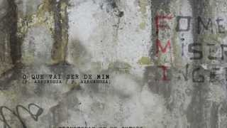 Pedro Abrunhosa - 'O que vai ser de mim'. Álbum 'Silêncio' - Vídeo Letra | Video lyrics