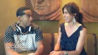 Ludacris & Lori Rischer for Rockstar Health & Fitness EXTRA