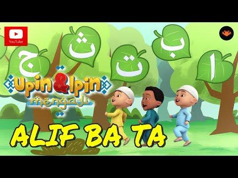 Download Video Upin & Ipin Mengaji - Alif Ba Ta