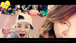 [SUB ESP] Ailee (feat  Amber) - Letting Go