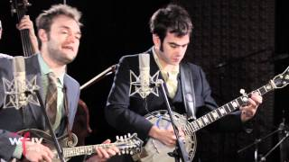 """Punch Brothers - """"Patchwork Girlfriend"""" (Live at WFUV)"""