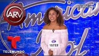 La hija de Brenda K Starr audiciona para American Idol | Al Rojo Vivo | Telemundo